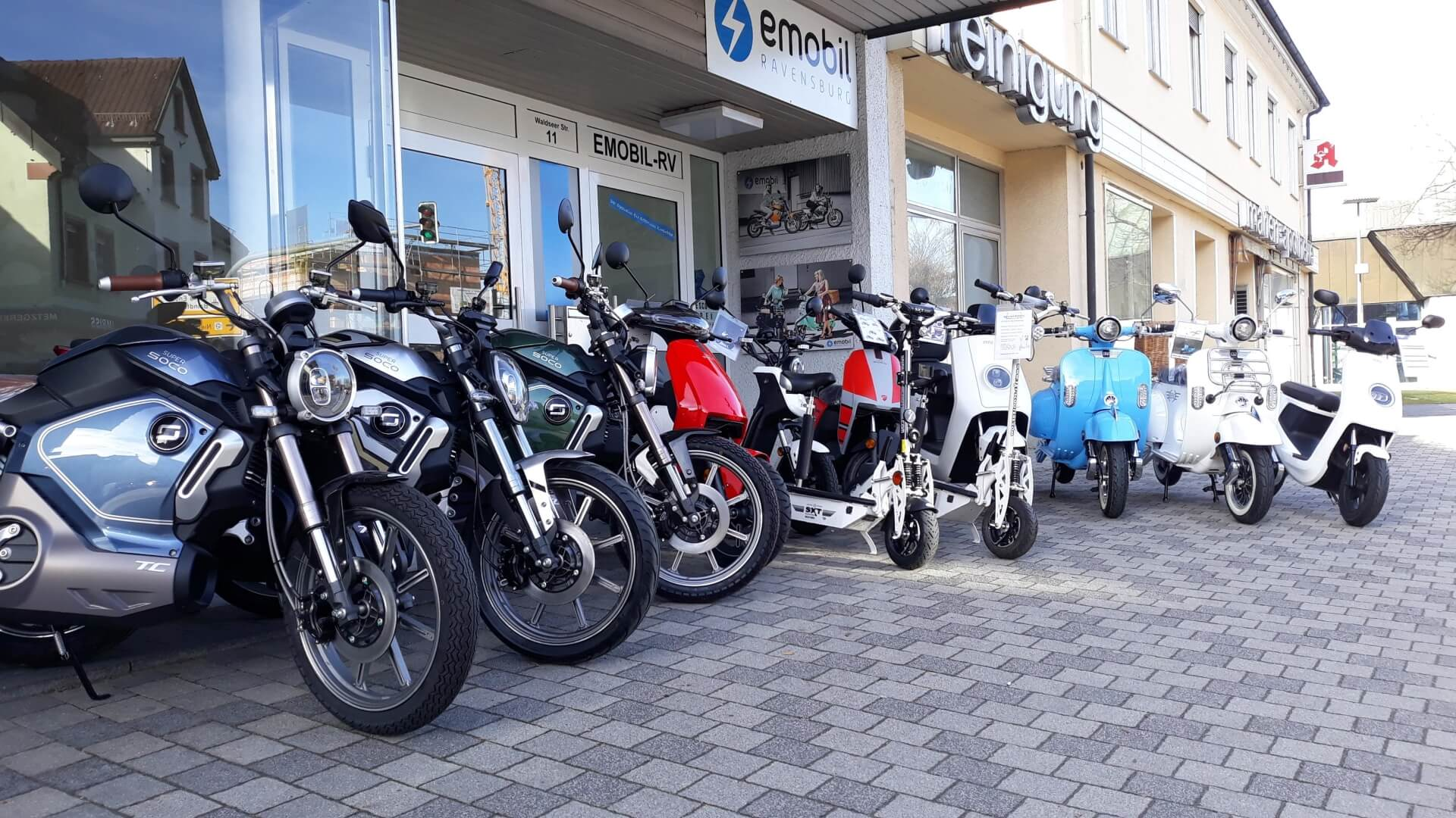 elektro scooters ravensburg