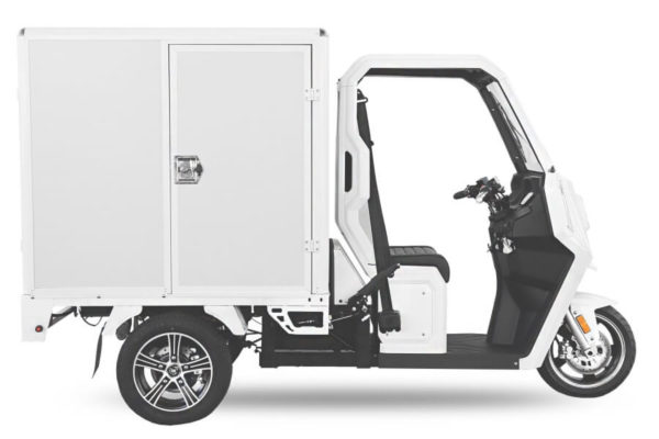 Cargo / Pickup e-Trike